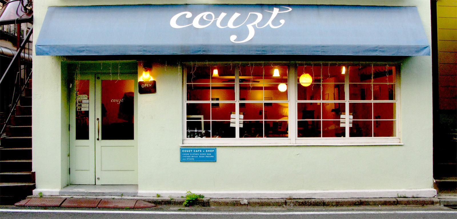 COUZT CAFE + SHOP